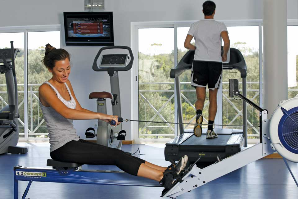 Vale D'Oliveiras Resort Algarve Health Club