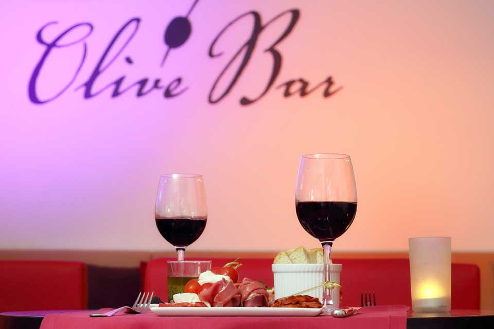 Vale D'Oliveiras Resort Algarve Olive Bar