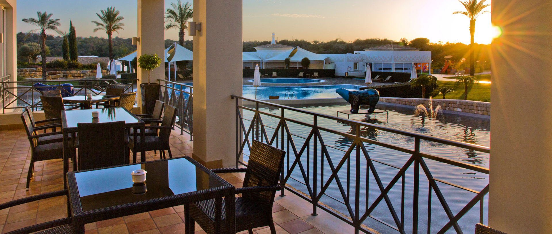 Vale D'Oliveiras Resort Algarve Jasmin Pool Bar